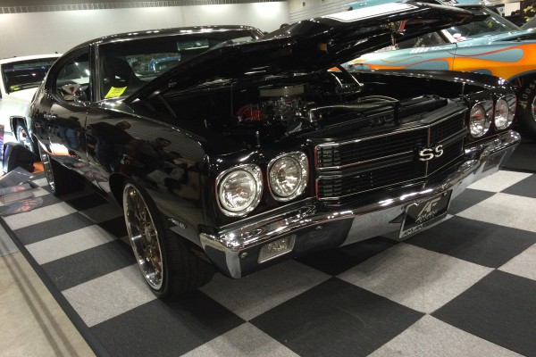 1970 CHEVELLE  NEW COMPLETE