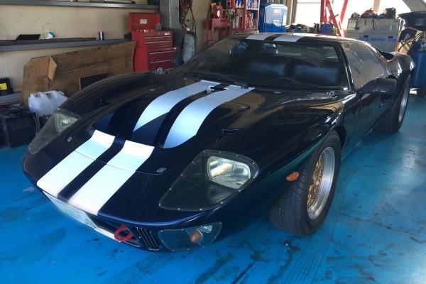 FORD GT40 GTD