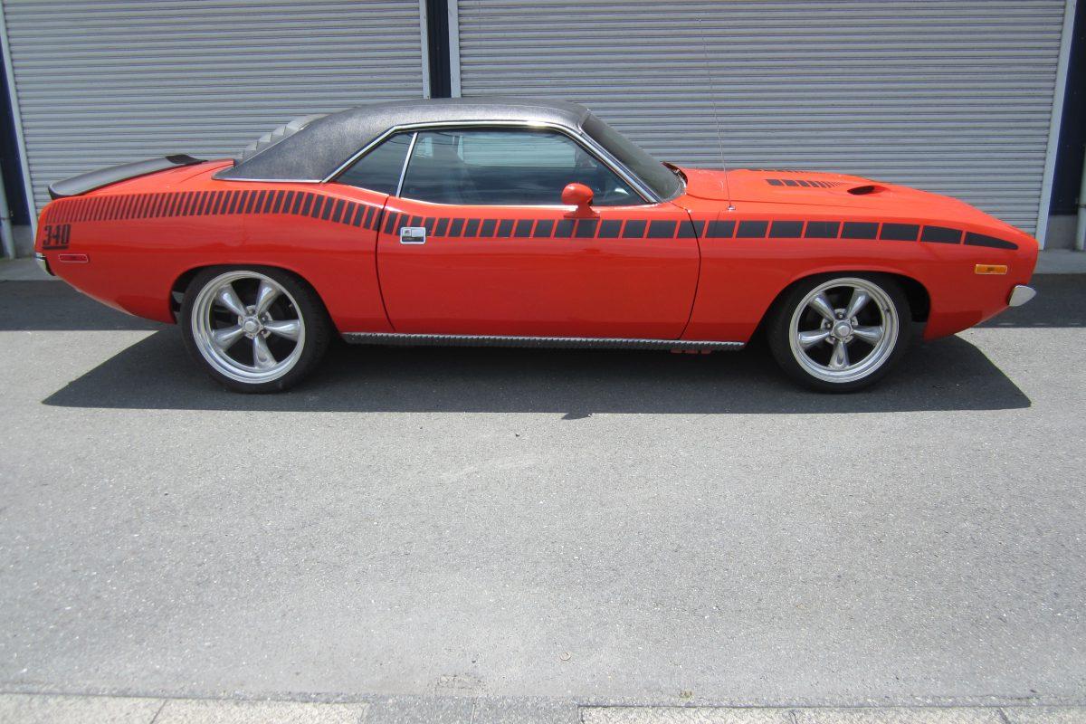 1973 barracuda