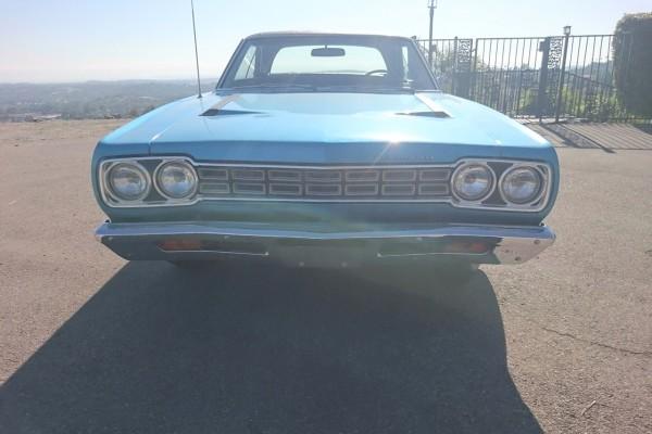 1968 ROAD RUNNER 国内未登録
