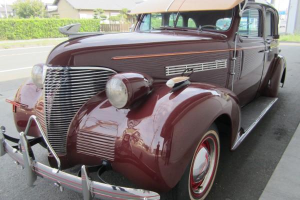 1939 MASTER DELUXE 国内未登録 委託車