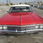 1966 impala  conv 国内未登録