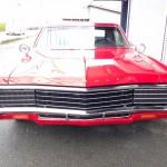 1969 impala Fastback