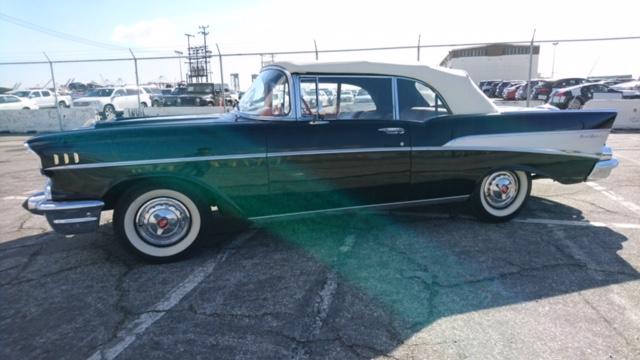 1957  Bel Air CONV
