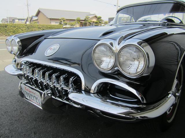 1960 CORVETTE C1