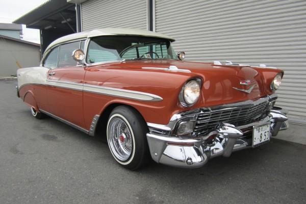 1956 Bel Air 委託車両