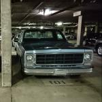 1978 C10 Short Bed Cheyenne 国内未登録