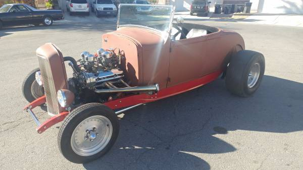 1930FORD ROADSTER