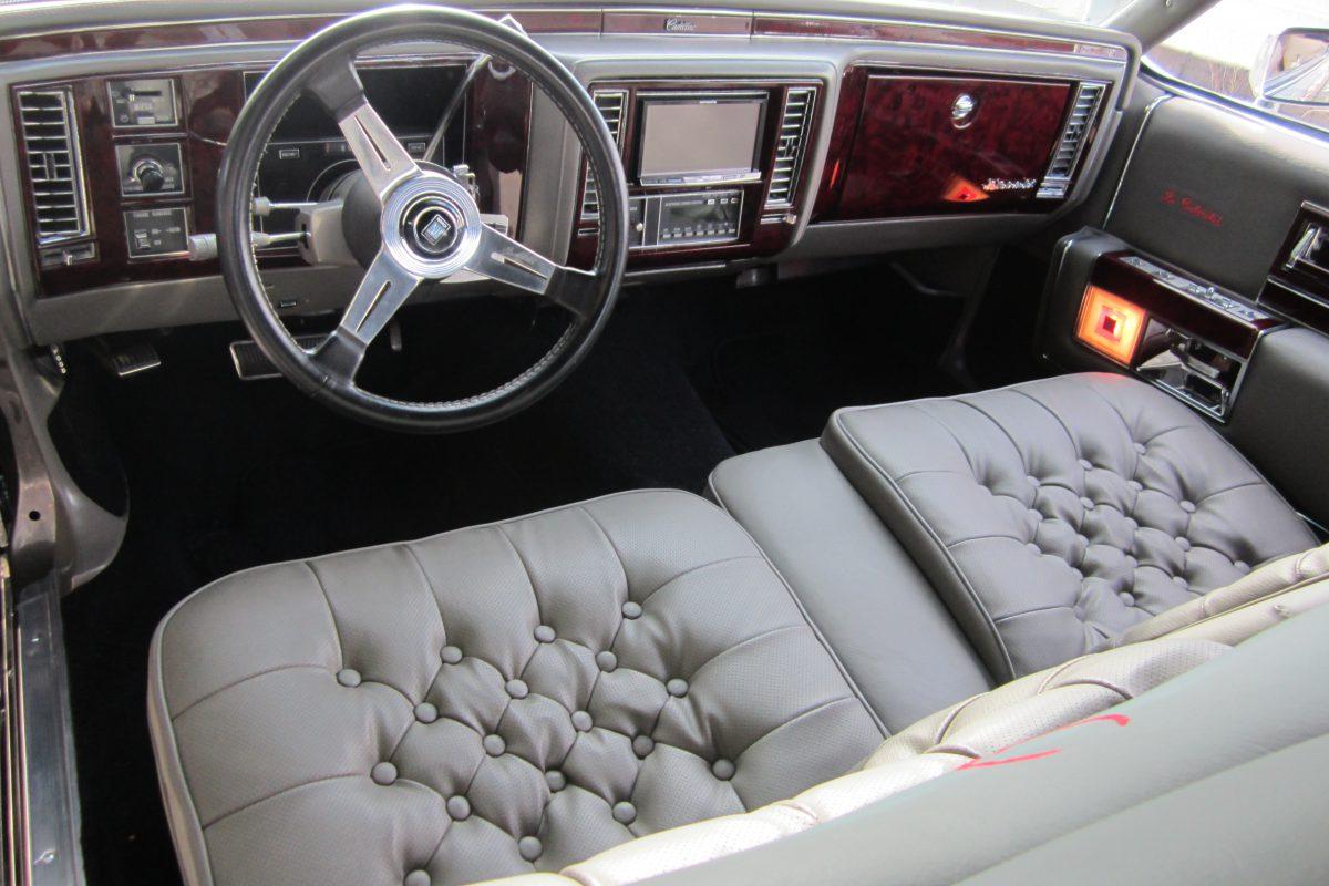 1981 Cadillac  Le cabriolet