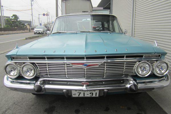 1961 Parkwood wagon 委託車両