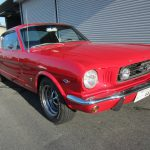 1966 MUSTANG FASTBACK 2+2