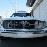 1967 MUSTANG FAST BACK