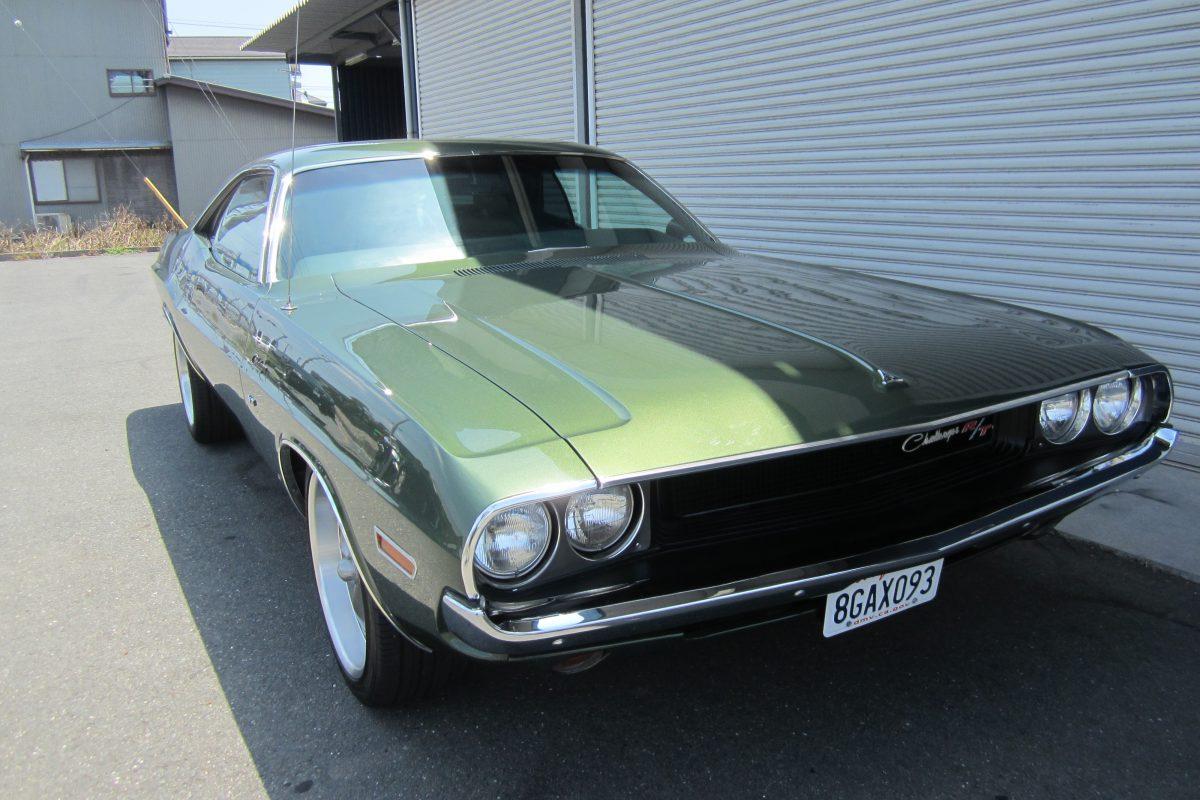 1970 Challenger 国内未登録