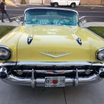 1957 Bel Air Conv USA委託車両