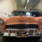 1955 Bel Air国内未登録