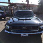 1967 Mustang Fastback 国内未登録