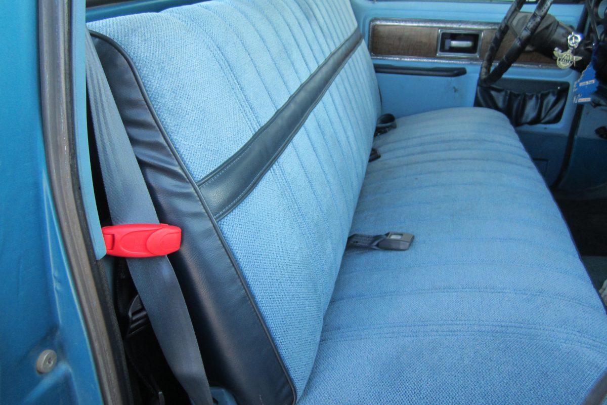 1977 C10 SHORT BED 委託車輌
