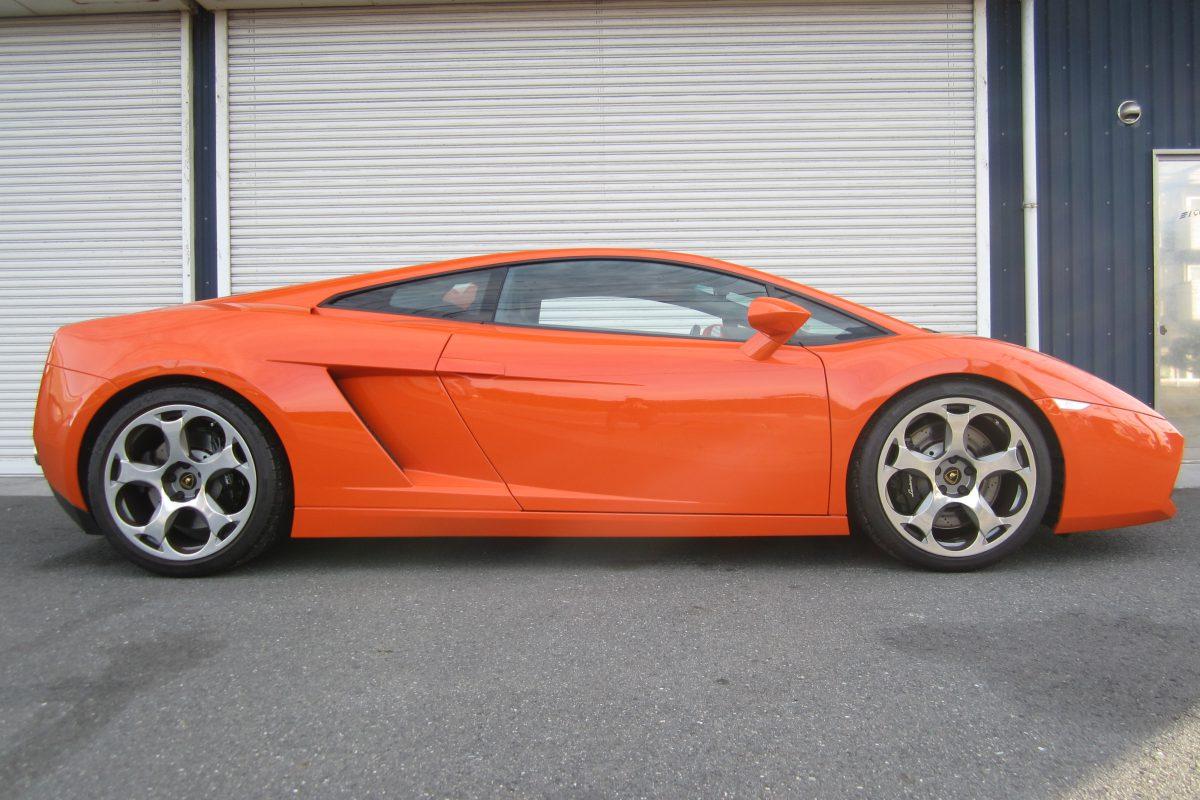 05'Lamborghini Gallardo