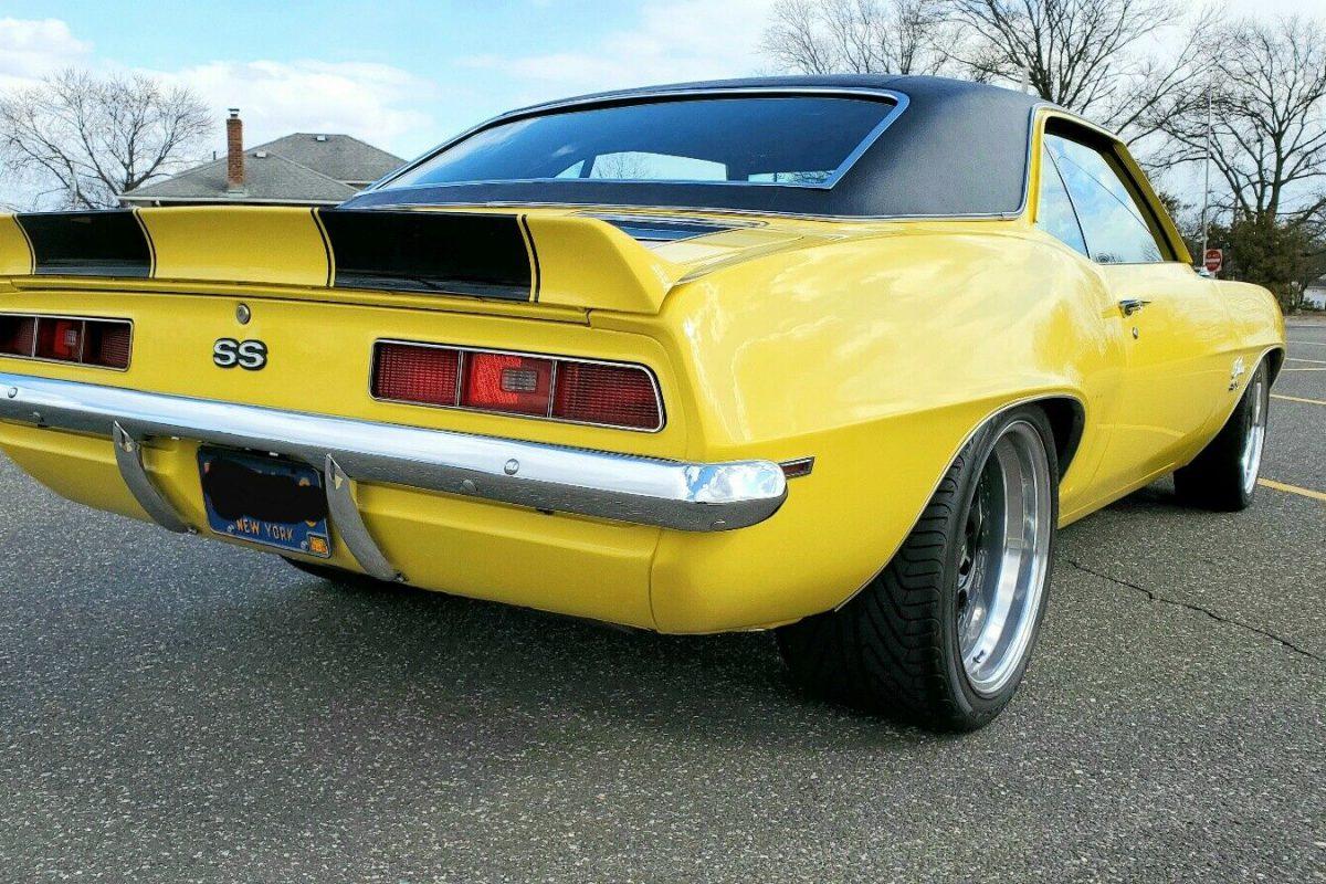 1969 Camaro SS 国内未登録