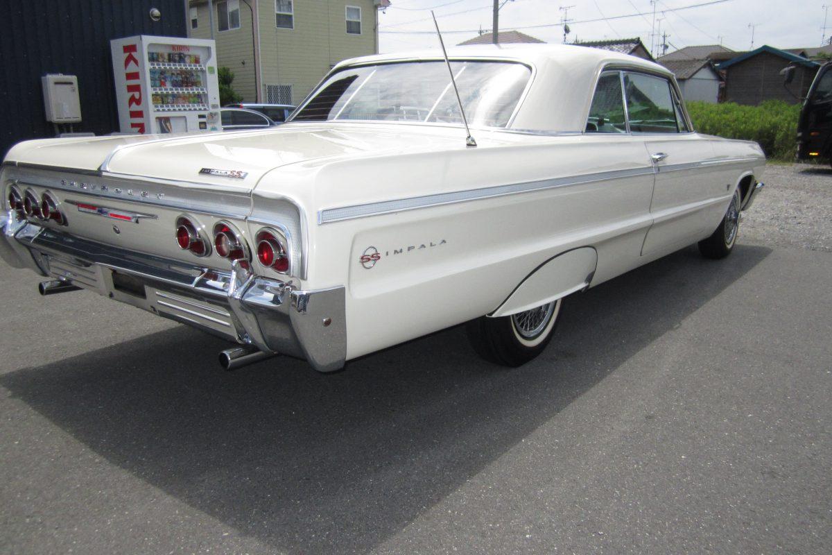 1964 IMPALA SS H/T