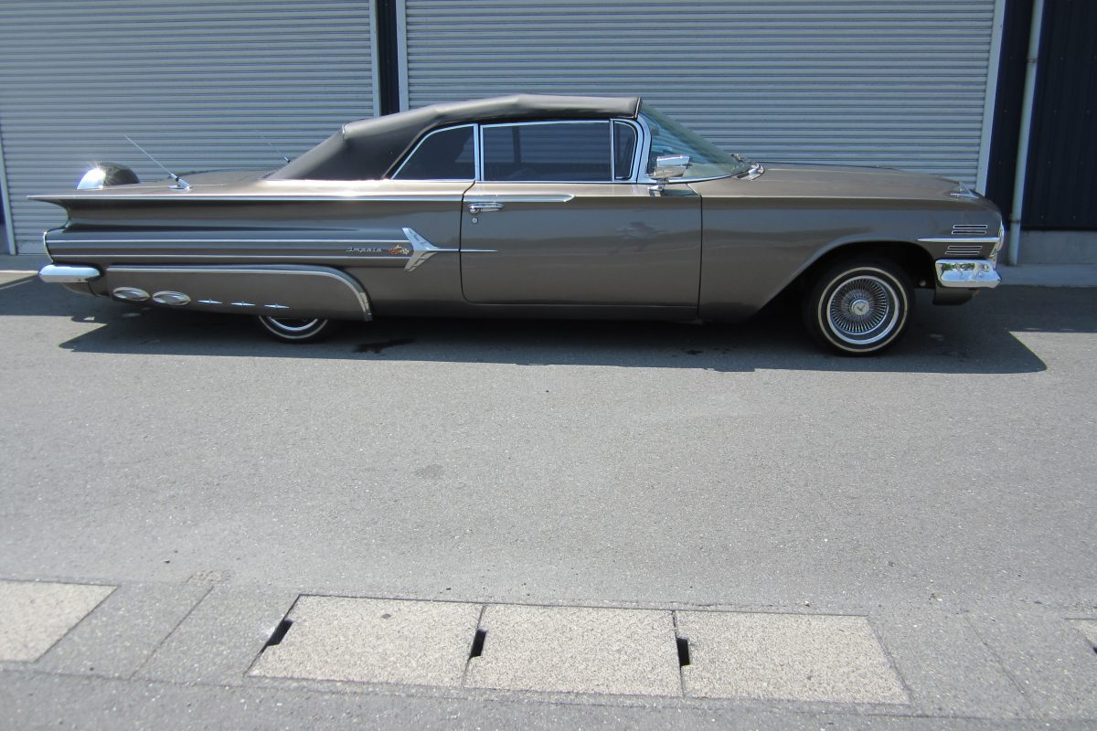 1960 IMPALA CONV 8NO