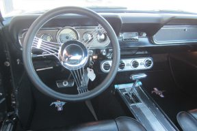 1966 MUSTANG FASTBACK 2+2