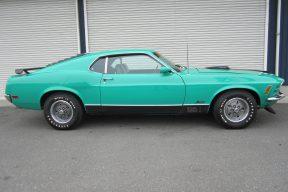 1970 MUSTANG FAST BACK COBRA JET428R