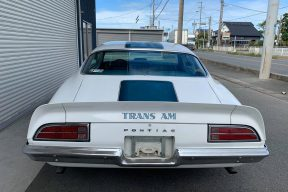 1970 Trans am Ram AirⅢ