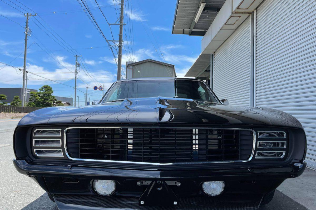 1969 CAMARO SS/RS