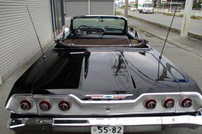 1963 IMPALA Conv Frame Off 委託車輌