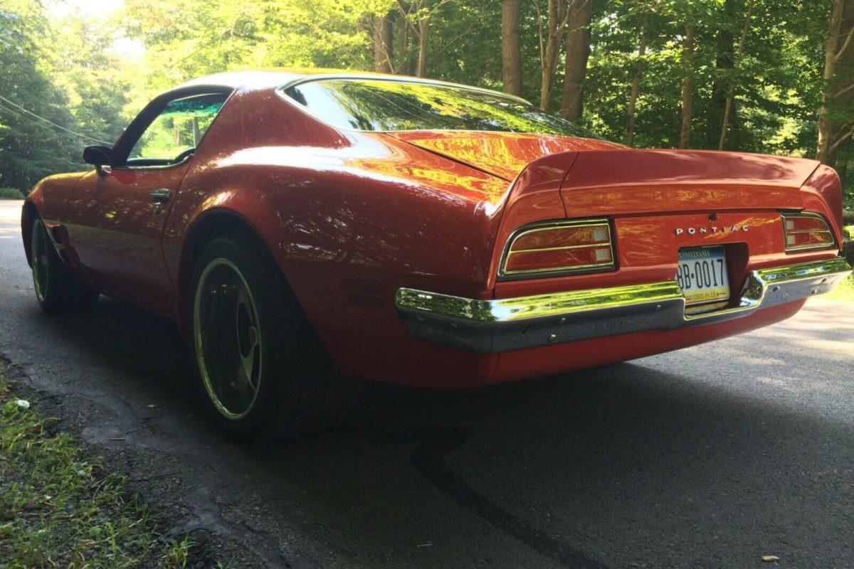 1970 Pontiac 国内未登録