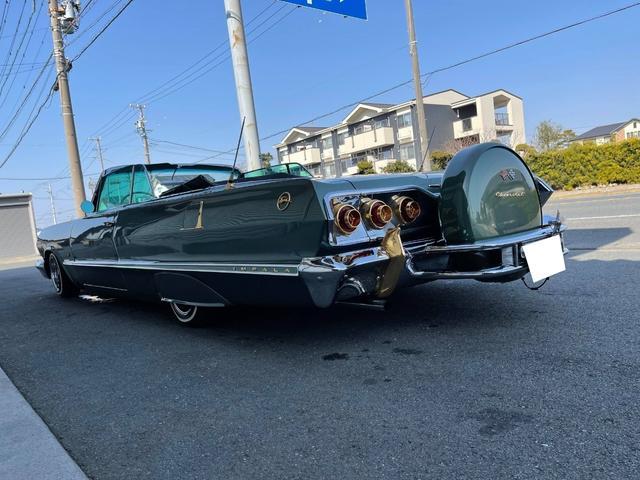 1963 Impala Conv Frame Off